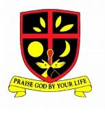St Clare's School Crest